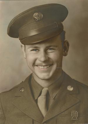 Gerald Belcher, Army
